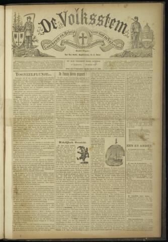 De Volksstem 1900-09-15