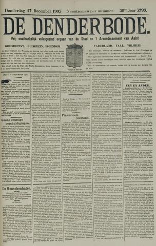 De Denderbode 1903-12-17