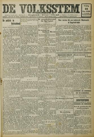 De Volksstem 1926-01-22