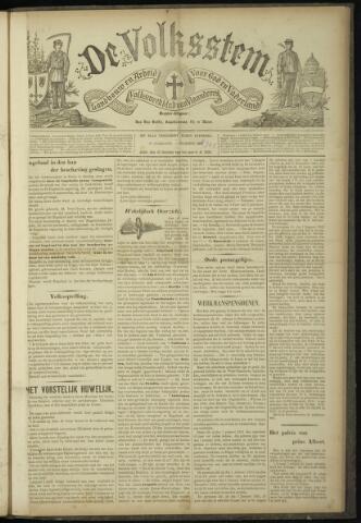 De Volksstem 1900-10-13