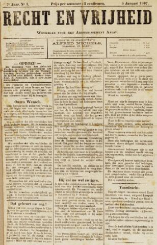 Recht en Vrijheid 1907