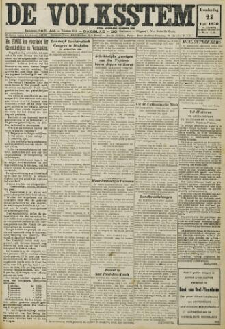 De Volksstem 1930-07-24