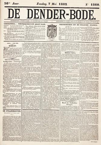 De Denderbode 1882-05-07