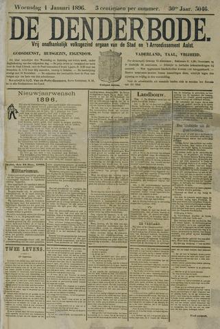 De Denderbode 1896