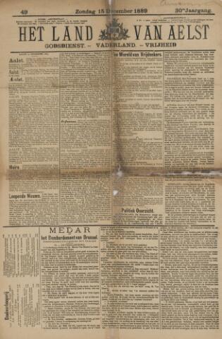 Het Land van Aelst 1889-12-15
