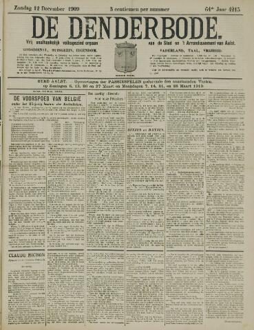 De Denderbode 1909-12-12