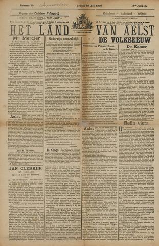 Het Land van Aelst 1908-07-26
