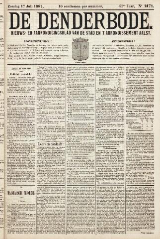 De Denderbode 1887-07-17