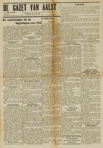 De Gazet van Aalst 1948