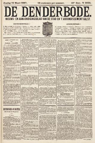 De Denderbode 1887-03-13