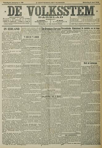 De Volksstem 1914-06-06