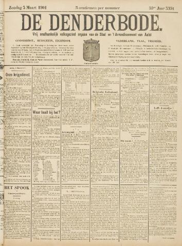 De Denderbode 1901-03-03