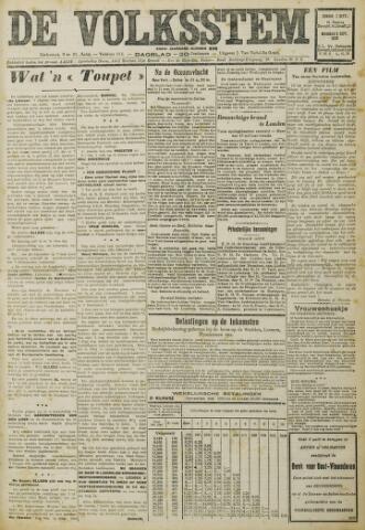 De Volksstem 1930-09-07