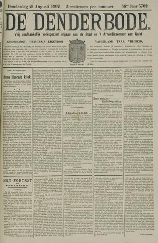 De Denderbode 1902-08-21