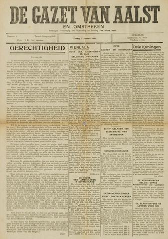 De Gazet van Aalst 1945