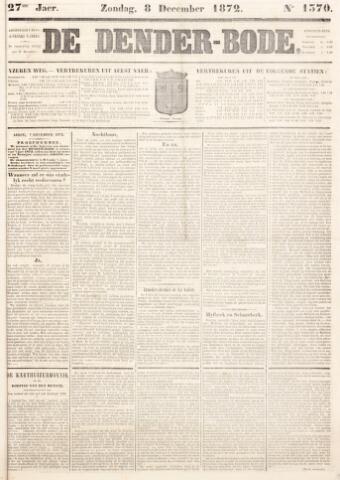 De Denderbode 1872-12-08