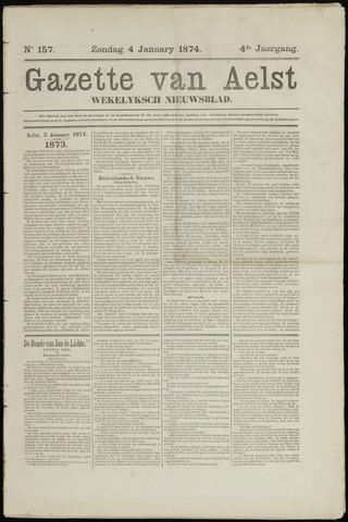 De Gazet van Aalst 1874