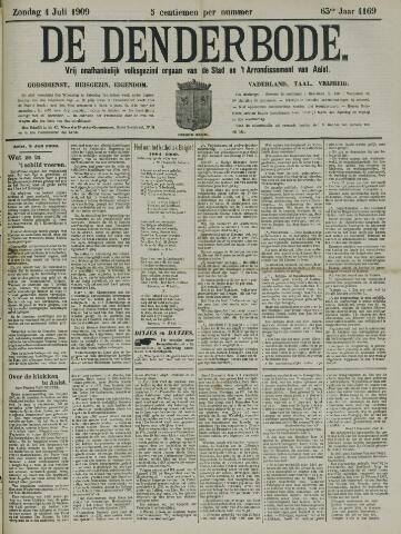 De Denderbode 1909-07-04