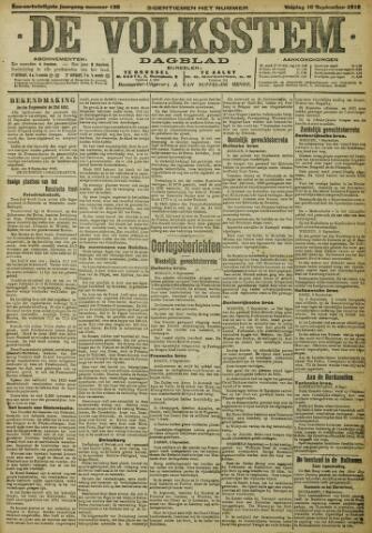 De Volksstem 1915-09-10