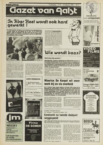 Nieuwe Gazet van Aalst 1984-02-24