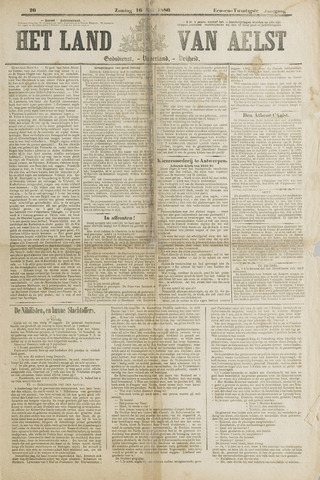 Het Land van Aelst 1880-05-16
