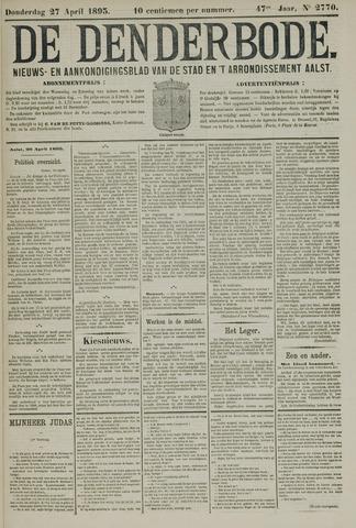 De Denderbode 1893-04-27