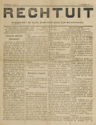 Rechtuit 1913
