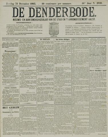 De Denderbode 1893-12-31