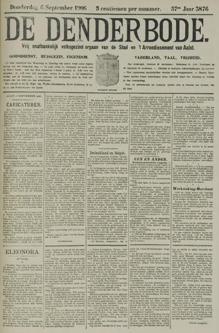 De Denderbode 1906-09-06