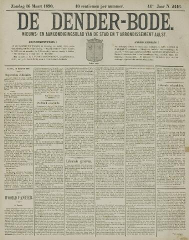 De Denderbode 1890-03-16