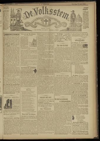 De Volksstem 1907-07-13