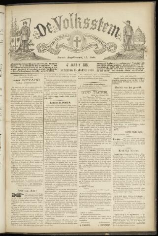 De Volksstem 1898-08-13