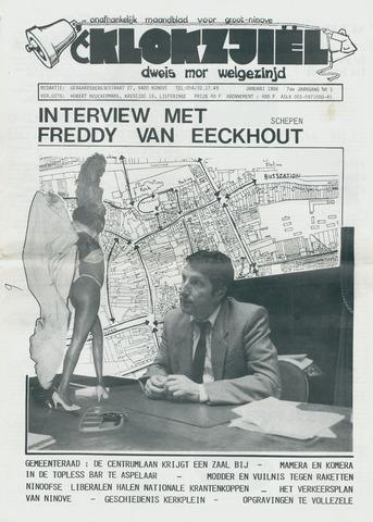 Klokzjiel 1986