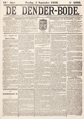 De Denderbode 1886-09-05