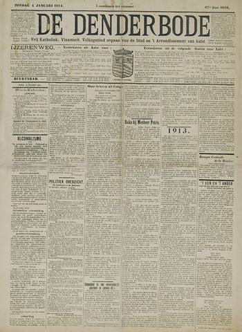 De Denderbode 1914