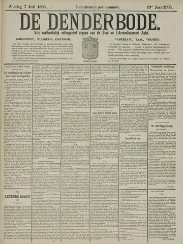 De Denderbode 1895-07-07