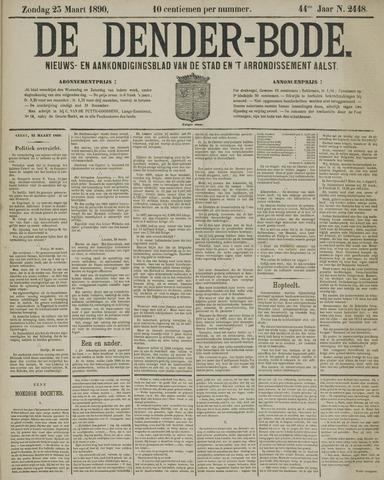De Denderbode 1890-03-23