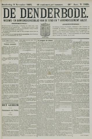 De Denderbode 1893-11-09