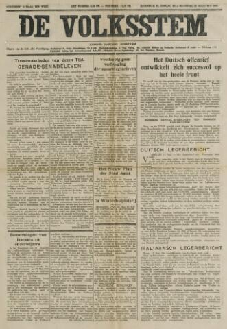 De Volksstem 1941-08-23