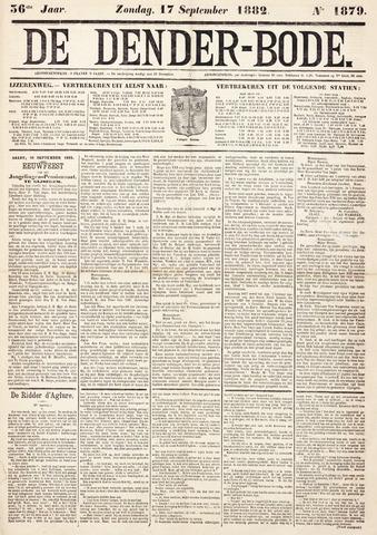 De Denderbode 1882-09-17