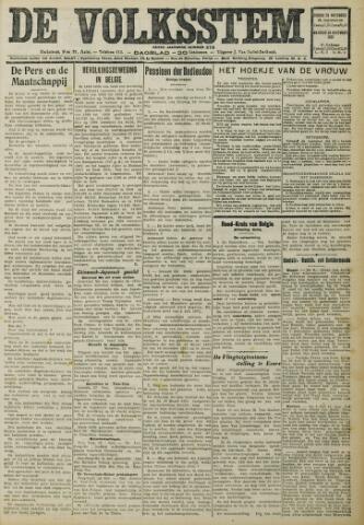 De Volksstem 1931-11-29