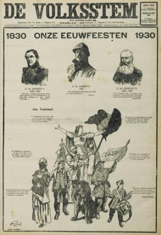 De Volksstem 1930-08-17