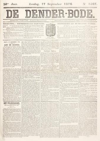 De Denderbode 1876-09-17