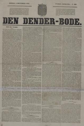 De Denderbode 1850-12-08
