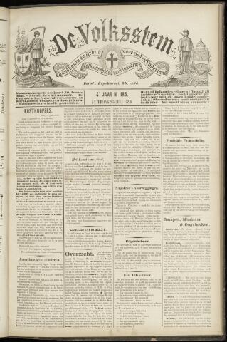 De Volksstem 1898-07-23