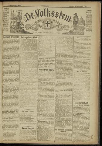 De Volksstem 1907-11-30