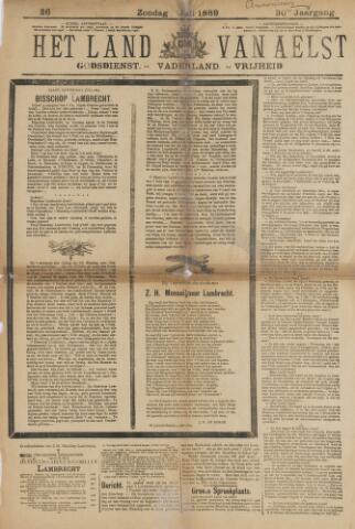Het Land van Aelst 1889-07-07