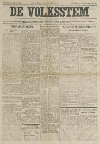 De Volksstem 1941-01-23
