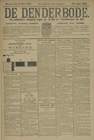 De Denderbode 1898-05-12