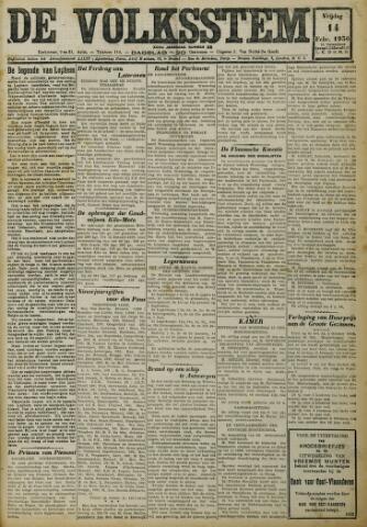 De Volksstem 1930-02-14